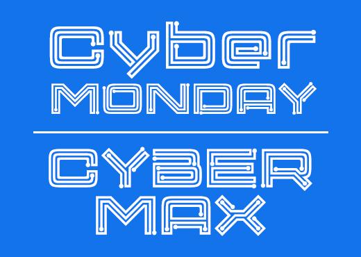 Cyber Monday, Cyber Max w iWALK Polska